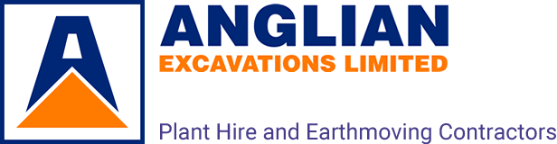 Anglian Excavations Limited; Plant Hire and Earthmoving Contractors